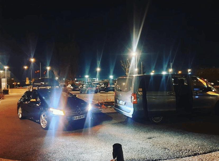 taxi lyon aeroport hotel
